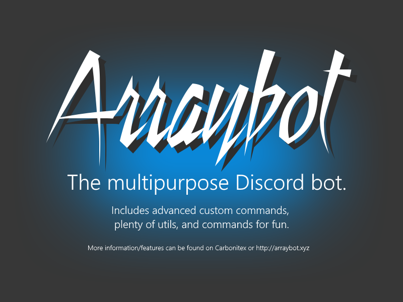 official discord bots